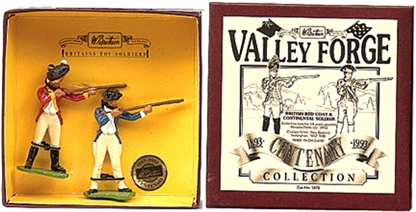 Valley Forge Commemorative Set