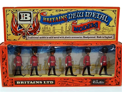 Scots Guards - Britains First New Metal Set