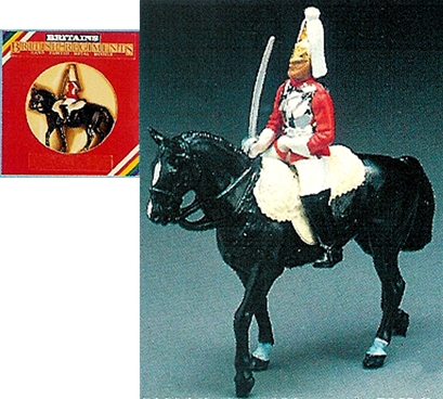 Mounted Life Guard