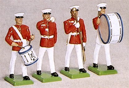 U.S. Marine Corps Drum and Bugles