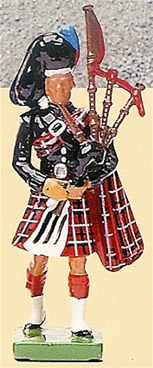 Scots Guards Highland Piper