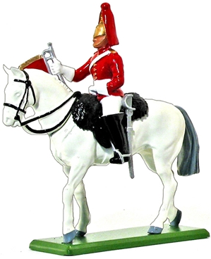 Lifeguards - Mounted Trumpeter