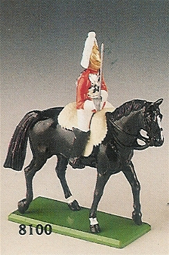 Mounted Lifeguard