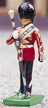 Coldstream Guards Band Drum Major - 5 remain