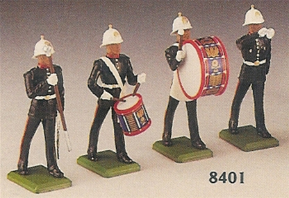 Royal Marines Drum and Bugle Set