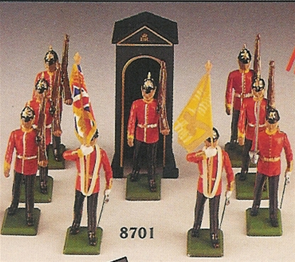 Middlesex Regiment Color Party - only 2 in stock!