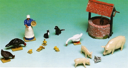 Home Farm Range - Farmyard Scene - 1 left