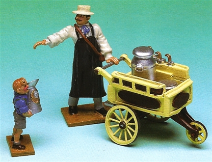 Home Farm Range - Milk Cart - 2 sets in stock!