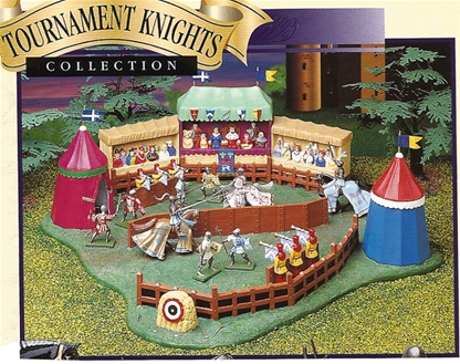 Tournament Diorama Set - 2 feet square