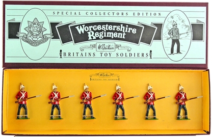 The Worcestershire Regiment