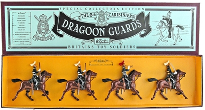 The 6th Dragoon Guards