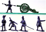 French Old Guard Foot Artillery 1815