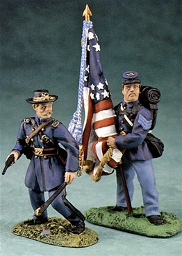 Union 69th PA Command Set - Only two in stock!