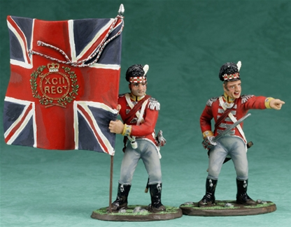 92nd Highland Regiment Command Set