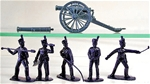 British Royal Artillery 1815