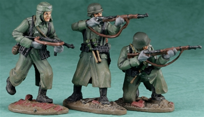 Stalingrad German 6th Army Soldiers