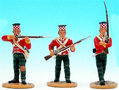 93rd Highlanders - War of 1812/Napoleonic Wars