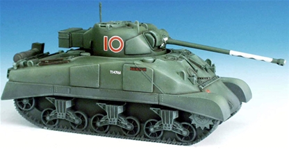 WWII Sherman Tank - English Firefly No. 10