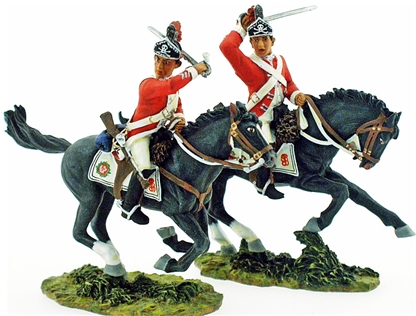 17th Light Dragoons - American Revolution