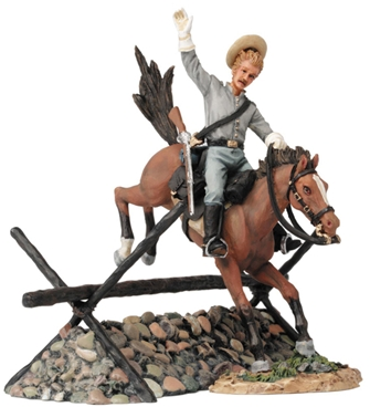 1st Virginia Cavalry - only 1 left