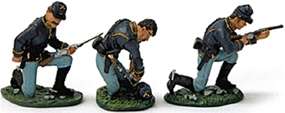 Dismounted Union Cavalry set #2