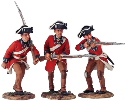 7th Regiment of Foot (Royal Fusiliers) - only 1!