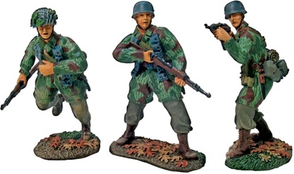 German 3rd Para Division - Cover Fire Set #1