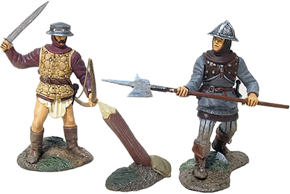 English Men-At-Arms Set #1