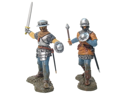 French Men-At-Arms Set #1