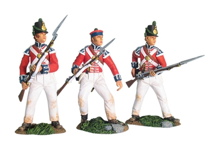 British Coldstream Gds Lt Co Defending Set #1
