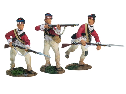Yorktown Redoubt #10 - 71st Highlanders - only 2!