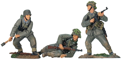 German Wehrmacht Cover Fire Set #1
