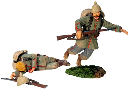 WW I German Wounded and Dead #1 - 1 in stock