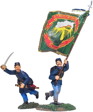 Union Irish Brigade Command Set #2