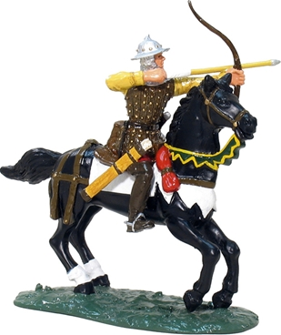 English Mounted Archer