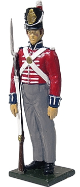Private 2nd Coldstream Foot Guards 1818
