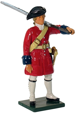 Musketeer - Foot Guards 1705