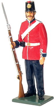 Private - 2nd Regt of Foot - 1855
