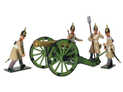 Crimean War Russian Horse Artillery Set #1