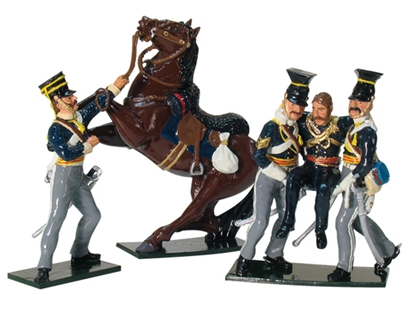 Saving Captain Webb - Charge of the Light Brigade