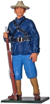 Private US Army - 1898-1902 - Only one in stock!