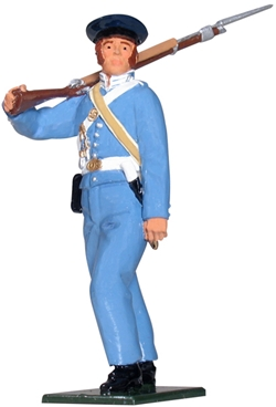Private US Infantry - Campaign Dress - 1846-51