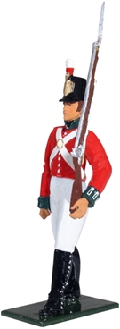 Private - 49th Foot Battalion Company - 1806-12