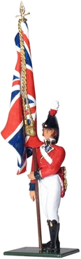 Ensign - King's 4th Regiment of Foot - 1810-15