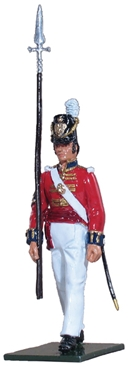 Coldstream Guards - Sergeant with Spontoon