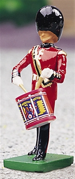 Coldstream Guards Band Side Drummer