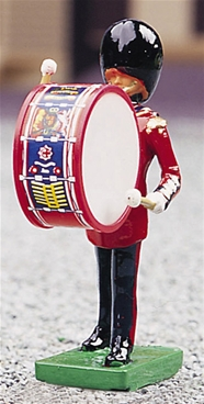 Coldstream Guards Band Bass Drum - 4 remain!