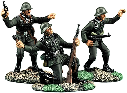 German Wehrmacht Assault Set