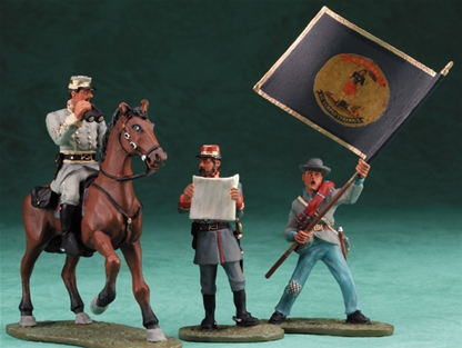C.S.A. General Pettigrew - only 2 sets in stock