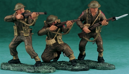 World War II British Infantry - only two in stock